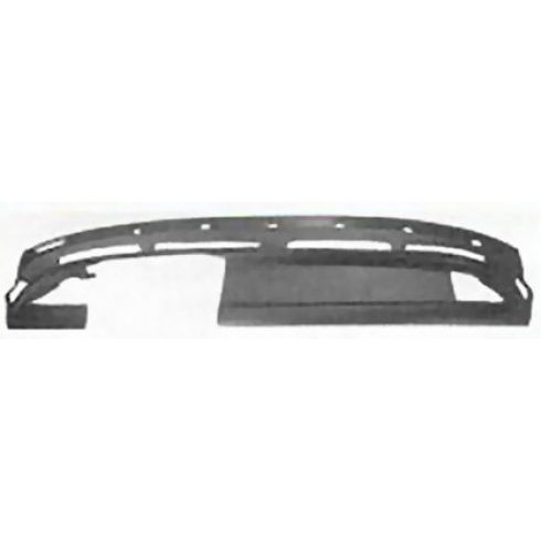 1978-79 Audi 5000 Non-Turbo Molded Dash Pad Cover