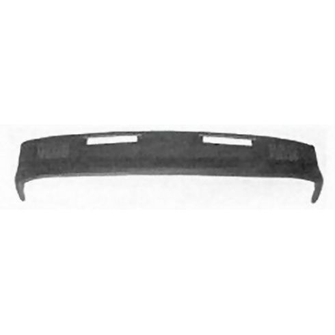 1982-85 GM S Series Dash Pad Cover with side defrost