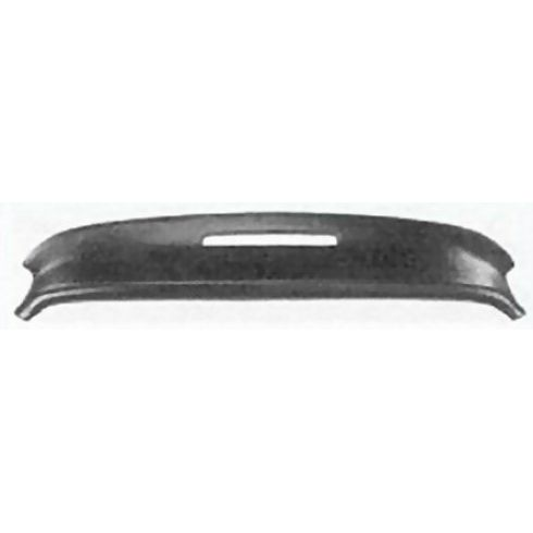 1968-69 Corvette Molded Dash Pad Cover