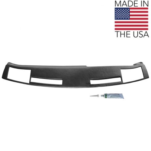 1986-94 GM S Series Dash Pad Cover with side defrost