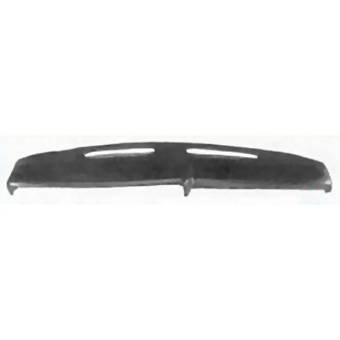 1977-83 Zephyr Fairmont Futura Molded Dash Pad Cover
