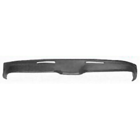 1967-68 Ford Mustang Molded Dash Pad Cover