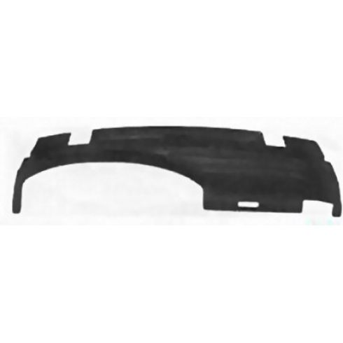 1991-95 Ford Taurus GL L Wagon Molded Dash Pad Cover