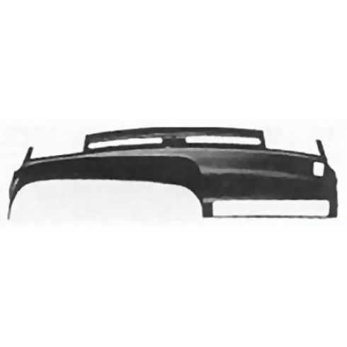 1989.5-91 Ford Taurus Molded Dash Pad Cover