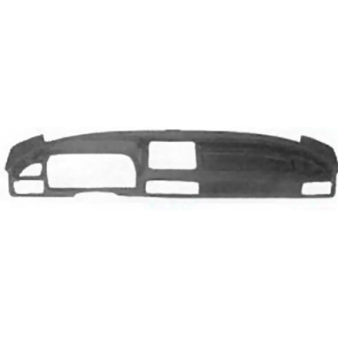 1976-81 Honda Accord Molded Dash Pad Cover