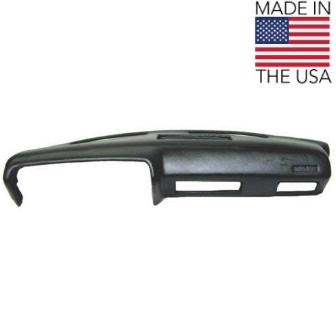 71-74 Challenger Barracuda Dash Pad Cover Black