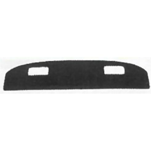 1972-87 Jaguar XJ6 XJ12 Molded Dash Pad Cover