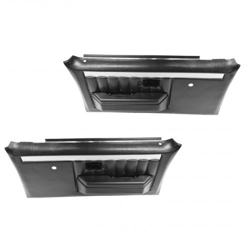 1977-91 GM Truck Molded Plastic Door Panels