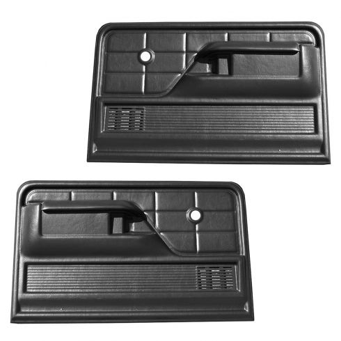 1973-79 Ford Truck Door Molded Plastic Door Panels