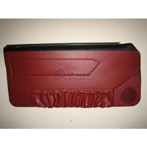 1987-93 Ford Mustang Door Panels
