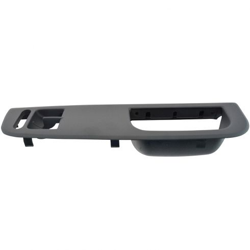 00-04 VW Golf GTI 2dr Front Door Panel Mtd Black Power Window Switch Trim Bezel/Pull Handle LH (VW)