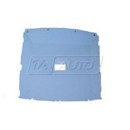 Hatchback Molded Headliner Cloth