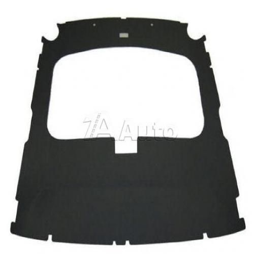1984-91 Ford Mustang Hatchback with Factory Sunroof Molded Headliner Cloth