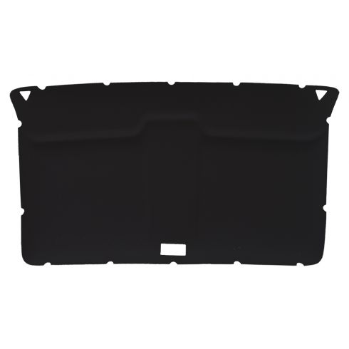 73-87 Chevy, GMC Pickup Regular Cab w/Hdlnr Foamback Cloth Black ABS Headliner