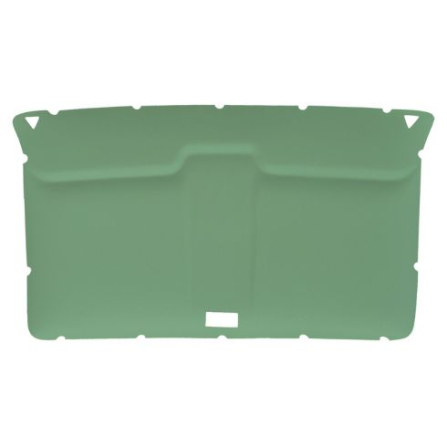 73-87 Chevy, GMC Pickup Regular Cab w/Hdlnr Foamback Cloth Sage ABS Headliner
