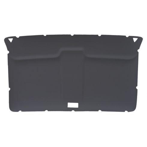 73-87 Chevy,GMC Pickup Regular Cab w/Hdlnr Foamback Cloth Charcoal ABS Headliner