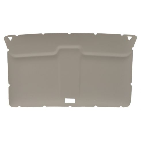 73-87 Chevy, GMC Pickup Regular Cab w/Hdlnr Foamback Cloth Ox Gray ABS Headliner