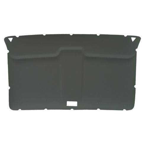 73-87 Chevy, GMC Pickup Reg Cab w/Hdlnr Foamback Cloth Med Dk Gray ABS Headliner