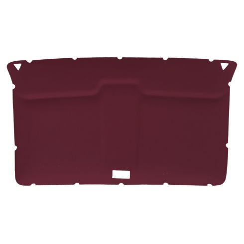 73-87 Chevy, GMC Pickup Regular Cab w/Hdlnr Foamback Cloth Garnet ABS Headliner