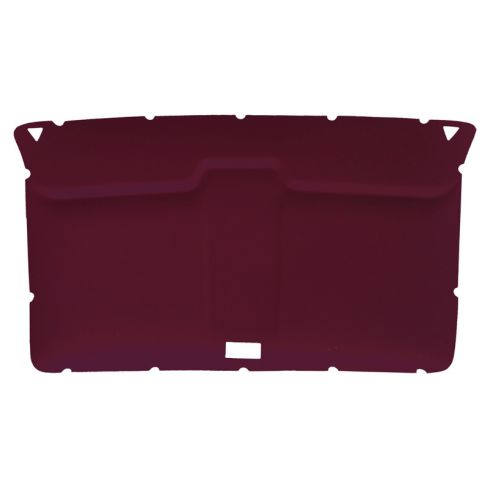 73-87 Chevy, GMC Pickup Reg Cab w/Headlnr Foamback Perf Vinyl Red ABS Headliner