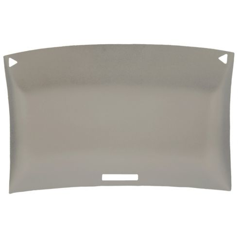78-87 Chevy El Camino, GMC Caballero Foamback Cloth Ox Gray ABS Headliner