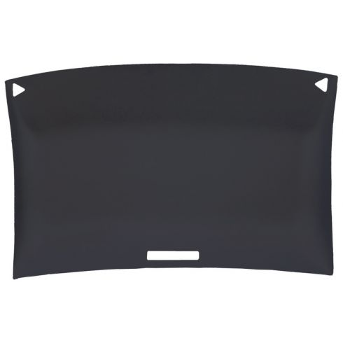 78-87 Chevy El Camino, GMC Caballero Foamback Cloth Graphite ABS Headliner