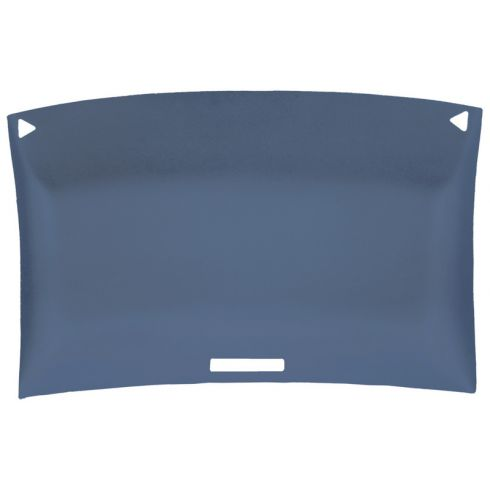 78-87 Chevy El Camino, GMC Caballero Foamback Cloth Adriatic Blue ABS Headliner