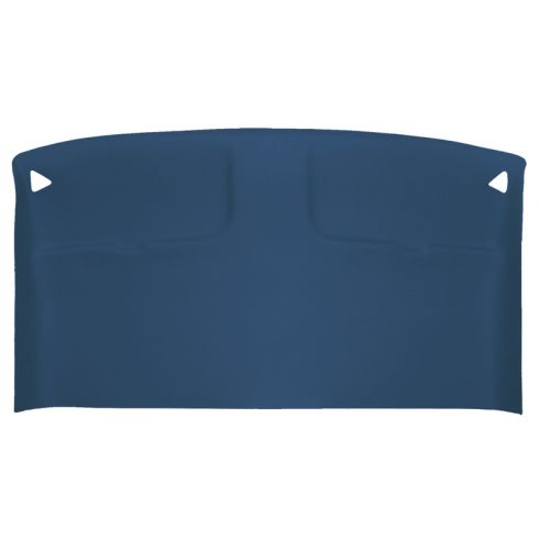 88-95 Chevy, GMC C/K Pickup Regular Cab Foamback Cloth Blue Headliner