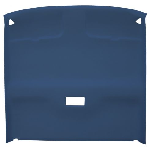 88-95 Chevy, GMC C/K Pickup Extended Cab Foamback Cloth Blue Headliner