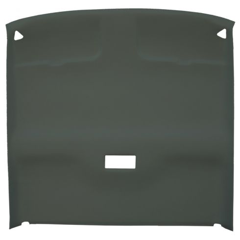88-95 Chevy, GMC C/K Pickup Extended Cab Foamback Cloth Med Dark Gray Headliner