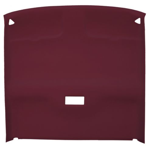88-95 Chevy, GMC C/K Pickup Extended Cab Foamback Cloth Garnet Headliner