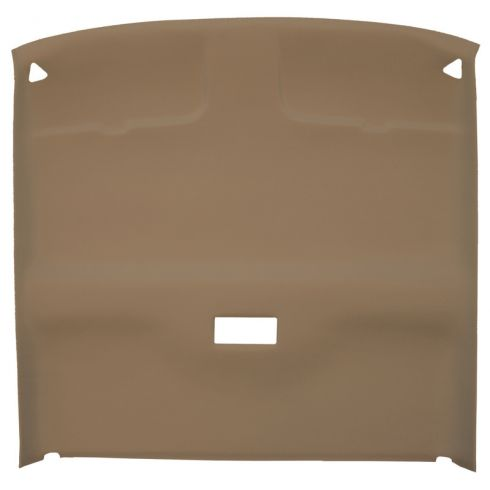 88-95 Chevy, GMC C/K Pickup Extended Cab Foamback Cloth Medium Beige Headliner