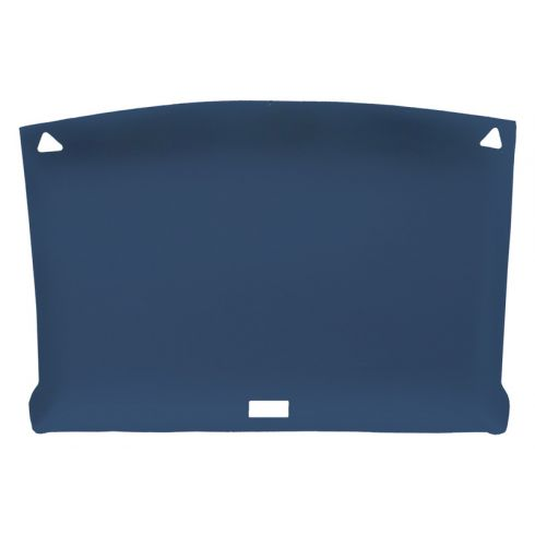 82-93 Chevy S10, GMC S15 Sonoma Regular Cab Foamback Cloth Blue ABS Headliner