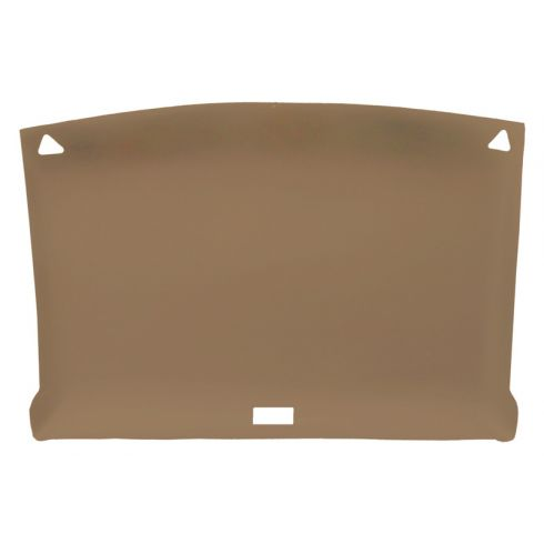 82-93 Chevy S10, GMC S15 Sonoma Reg Cab Foamback Cloth Med Beige ABS Headliner