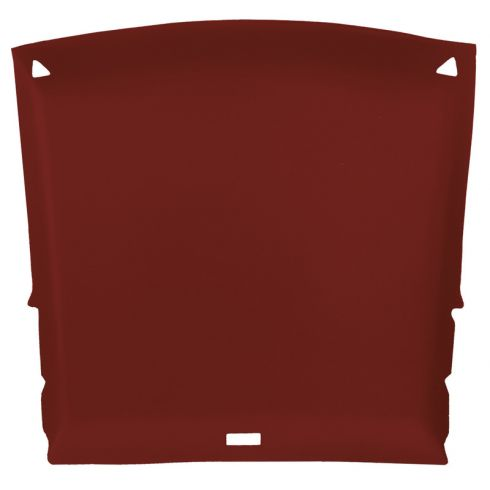 82-93 Chevy S10,GMC S15 Sonoma Extended Cab Foamback Cloth Carmine ABS Headliner
