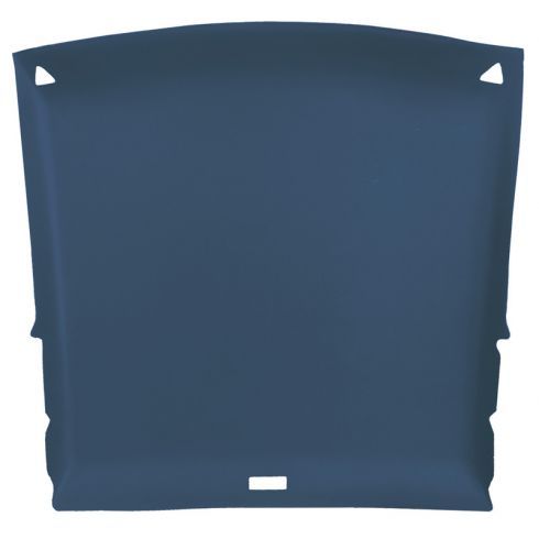 82-93 Chevy S10, GMC S15 Sonoma Extended Cab Foamback Cloth Blue ABS Headliner
