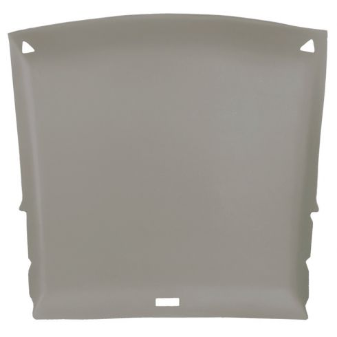 82-93 Chevy S10,GMC S15 Sonoma Extended Cab Foamback Cloth Ox Gray ABS Headliner