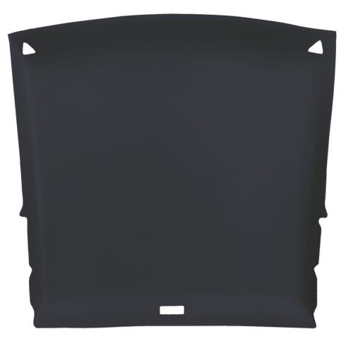 82-93 Chevy S10, GMC S15 Sonoma Ext Cab Foamback Cloth Graphite ABS Headliner