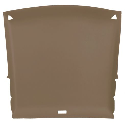 82-93 Chevy S10, GMC S15 Sonoma Ext Cab Foamback Cloth Med Beige ABS Headliner