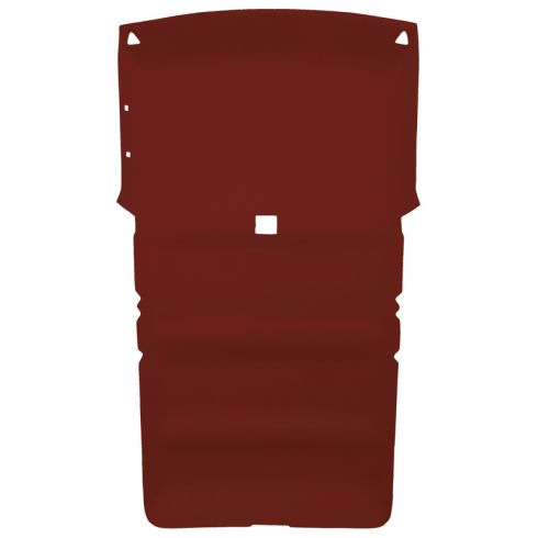 83-93 Chevy S10 Blazer, S15 Jimmy Foamback Cloth Carmine ABS Headliner