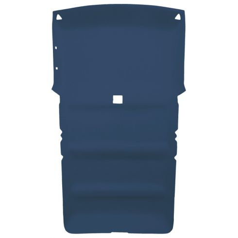 83-93 Chevy S10 Blazer, S15 Jimmy Foamback Cloth Blue ABS Headliner