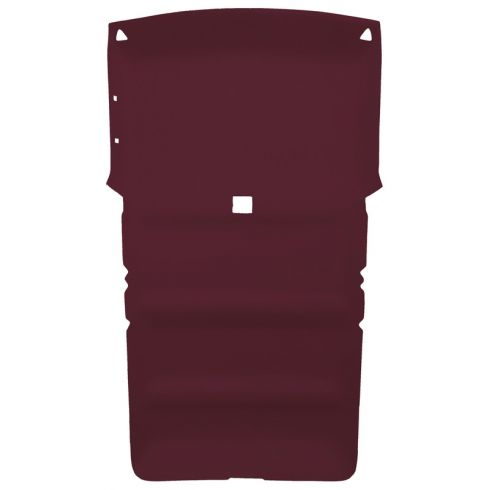 83-93 Chevy S10 Blazer, S15 Jimmy Foamback Cloth Garnet ABS Headliner