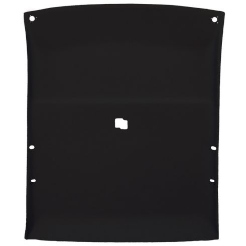78-88 Regal, Monte Carlo, Grand Prix; 78-81 Malibu, Lemans 2 Door Map Light Cloth Black Sld Rf Hdlnr
