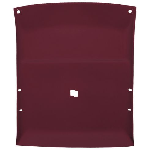 78-88 Regal,Monte Carlo,Grand Prix; 78-81 Malibu,Lemans 2Dr Dome Light Cloth Garnet Solid Roof Hdlnr