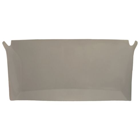77-91 Chevy Blazer, GMC Jimmy Foamback Cloth Ox Gray ABS Headliner