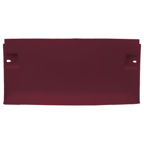 78-87 Regal,Mnte Carlo;78-88 Cutlass,Grd Prx Fmbck Cloth Garnet T-Top Headliner