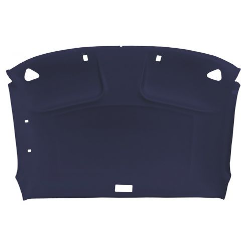 94-03 Chevy S10, GMC Sonoma Pickup Regular Cab Cloth Navy Blue ABS Headliner