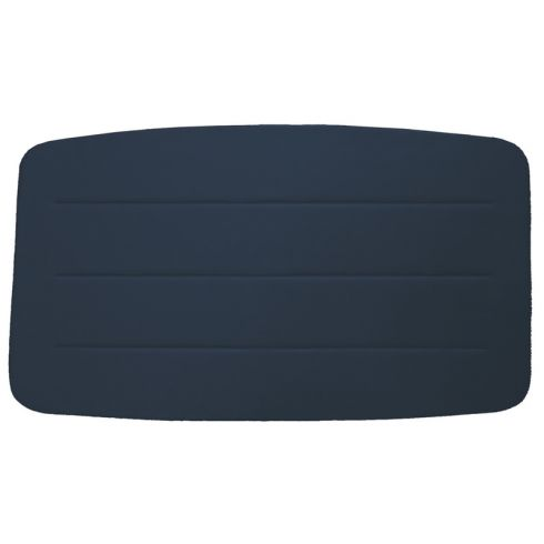 55-58 Chevy Pickup Regular Cab Madrid Vinyl Navy Blue ABS Headliner
