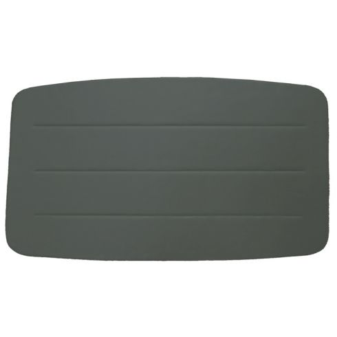 55-58 Chevy Pickup Regular Cab Sierra Vinyl Charcoal ABS Headliner