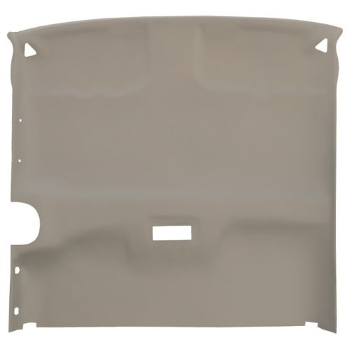 96-98 Chevy,GMC C/K 1500 ExtCab 3Dr w/o Overhead Console Cloth Ox Gray Headliner